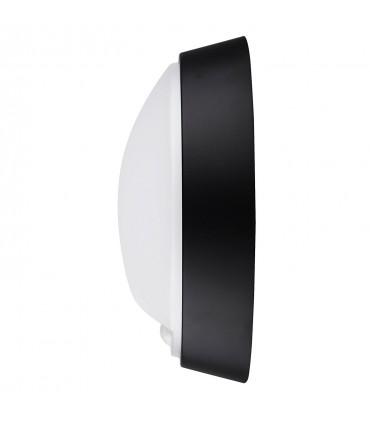 MAX-LED round bulkhead wall light neutral white