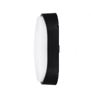 MAX-LED oval bulkhead wall light 14W neutral white - side