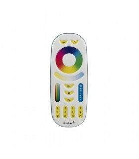 Mi-Light 2.4GHz 4-zone RGB+CCT remote controller FUT092