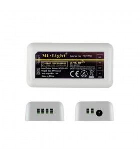 Mi-Light 4-zone colour temperature dual white LED strip controller FUT035