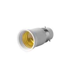 LED line® B22-E27 lamp socket converter - 2