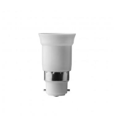 LED line® B22-E27 lamp socket converter