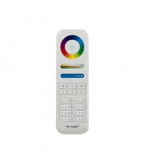 Mi-Light 8-zone RGB+CCT remote controller FUT089