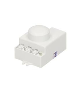 ORNO microwave motion sensor MINI 1200W 360° IP20 -