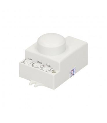 ORNO microwave motion sensor MINI 1200W 360° IP20 OR-CR-216 white
