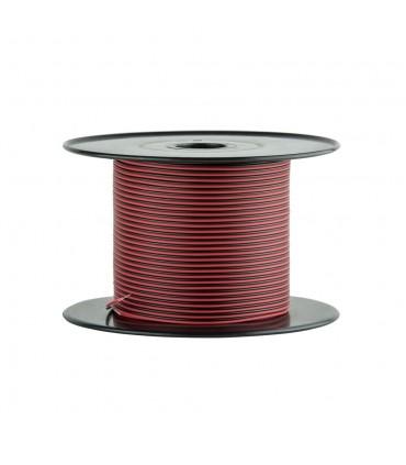 Single colour 2-core 0.35mm² LED strip light cable -