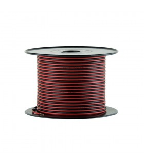 Single colour 2-core 0.50mm² LED strip light cable -