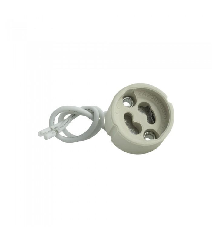 POLMARK GU10 ceramic lamp holder -