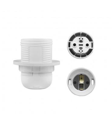 POLMARK E27 lamp holder with shade ring