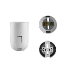 POLMARKE27 lamp holder white -
