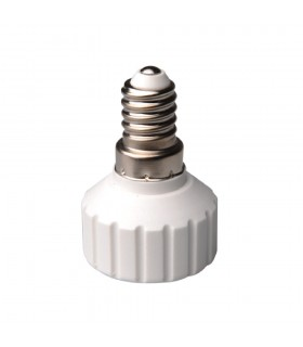 MAX-LED E14-GU10 lamp socket converter