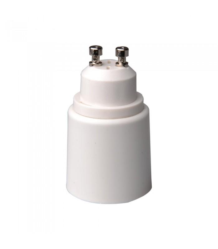 MAX-LED GU10-E27 lamp socket converter