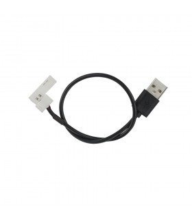 30cm USB to 8mm single colour connector 5V IP20 -