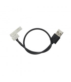 30cm USB to 10mm single colour connector 5V IP20