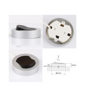 DESIGN LIGHT surface furniture switch WM230 -