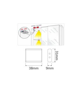 DESIGN LIGHT LED switch DOOR -