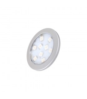DESIGN LIGHT under cabinet LED light ORBIT 2W RGB aluminium -
