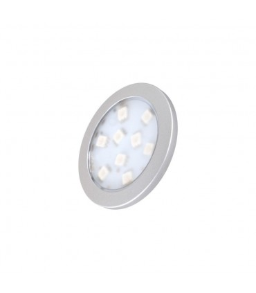 DESIGN LIGHT under cabinet LED light ORBIT 2W RGB aluminium -