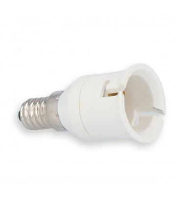 LED line® E14-B22 lamp socket converter