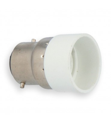 LED line® B22-E14 lamp socket converter