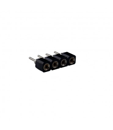 RGB 4 pin male to female connector -