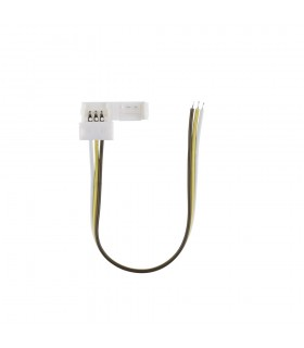 10mm CCT 3 pin wire connector -