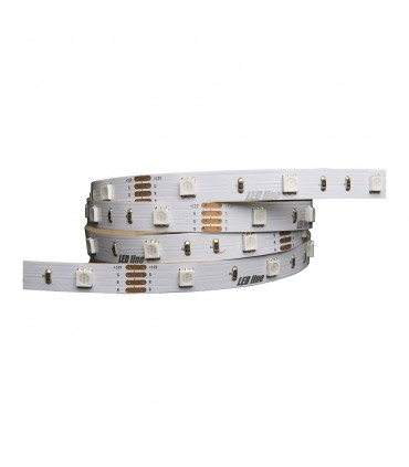 LED line® strip 5060 SMD 150 LED 12V RGB IP20. For the production of each LED line ® strip, selected diodes with the hig