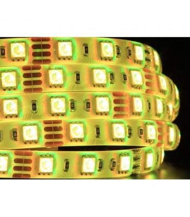 LED line® strip 5060 SMD 300 LED 12V RGB IP65.Flexible LED line ® is the latest solution for lighting furniture, shop w