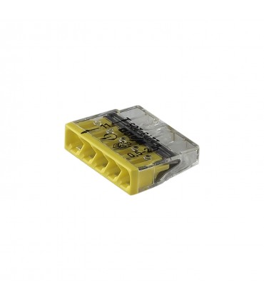 WAGO 2273-205 5-way push wire connector 24A