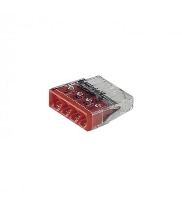 WAGO 2273-204 4-way push wire connector 24A