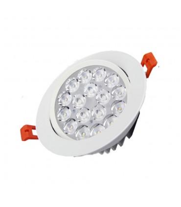 Mi-Light 9W RGB+CCT LED ceiling spotlight FUT062 - multicolour