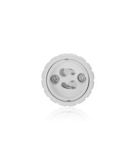 LED line® B22-GU10 lamp socket converter.Bulb adapter (adapter) B22> GU10 enables the use of a bulb with GU10 thread
