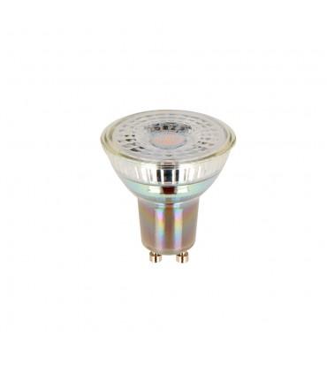 LED line® GU10 spotlight bulb 60° SMD 5,5W dimmable warm white -