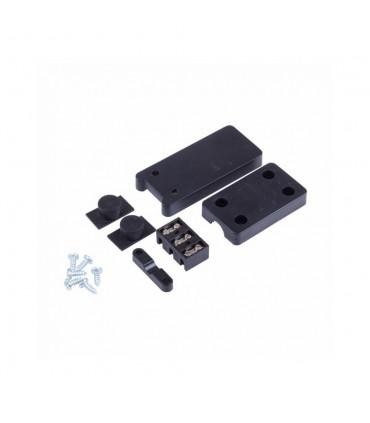 DESIGN LIGHT wire connector black IP54 -
