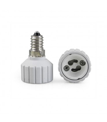 MAX-LED E14-GU10 lamp socket converter - 2