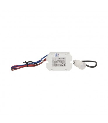 ORNO motion sensor with external sensor IP20 OR-CR-211 white - bottom