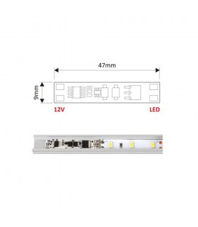 DESIGN LIGHT LED touch switch controller XC60 -
