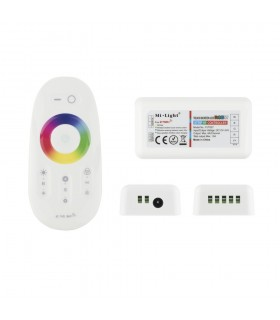 Mi-Light 2.4GHz touch RGBW LED strip controller FUT027 -