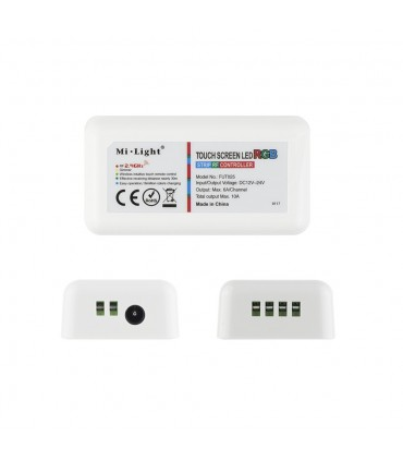 Mi-Light 2.4GHz touch RGB LED strip controller FUT025 - receiver