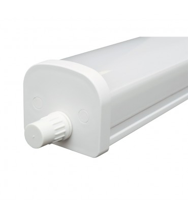 LED line® TRI-PROOF hermetic lamp IP65 60W 6000lm 175-265V AC 4000K white.The hermetic luminaire has a built-in LED mod