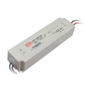 Mean Well LPV-100-24 LED power supply 24V 100W IP67
