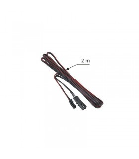 2-pin-mini-amp-connector-12V-2m-extension-cable-female