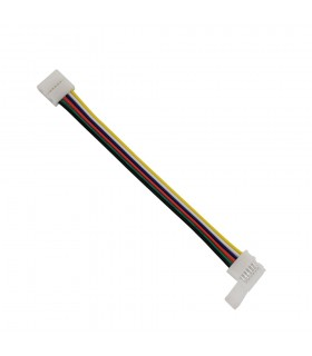 12mm RGB+CCT 6 pin PCB to PCB wire connector