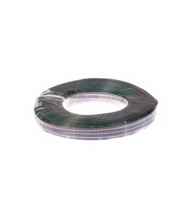 100m reel RGBW 5-core 0.35mm² LED strip light cable