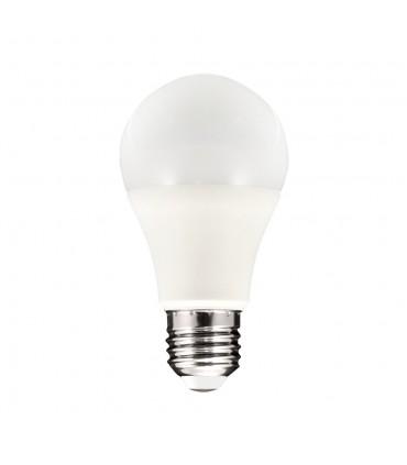 POLUX E27 sensor LED light bulb A60 SMD 10W warm white -