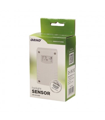 ORNO twilight switch 1200W IP44 OR-CR-209 - packaging