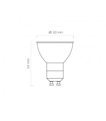 GU10 spotlight bulb neutral white