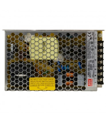 Mean Well LRS-150-12 enclosed power supply unit 12V 150W 12.5A - top