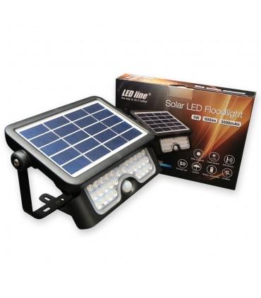 LED line® solar LED floodlight SMD 5W neutral white IP65