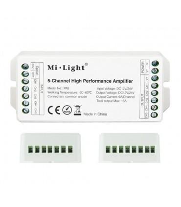 Mi-Light 5-channel high-performance amplifier PA5